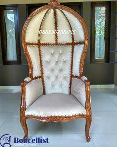 Kursi sofa, kursi mewah, kursi unyu, kursi kanjeng