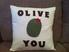 For REES    Personalized Pillow by LittleSpeckledFrog on Etsy. $35.00