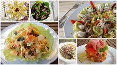 6 Ensaladas deliciosas y ligeras para disfrutar cuidándote | Cocina