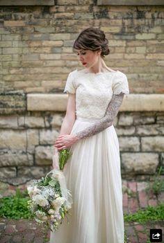 Romantisk kjole
