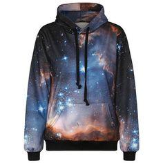 Cosmos 3D Hoodie