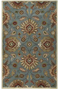 Echelon Area Rug - Wool Rugs - Transitional Rugs - Rugs | HomeDecorators.com