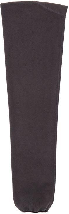 ganryu - Grey Tubular Fleece Scarf