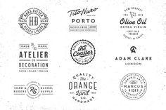 10 Logo/Badge Templates Vol.5 - Logos - 2