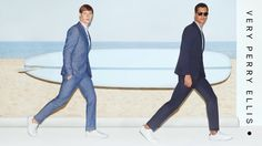 Perry Ellis Spring 2016 Brand Campaign