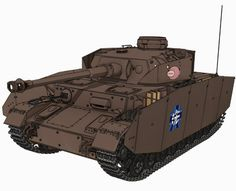 D H Type Spec, Ankou-San Team Version from Anime TV Series of Girls und Panzer Kit, Scale >>> Visit the image link more details. (This is an affiliate link) Panzer Iv, Battle Tank, Military Vehicles, Tv Series, Anime, Girls, Type, High School, Scale