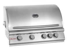 Blaze 32 Inch 4-Burner Grill With Rear Burner BLZ-4