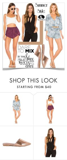 """""""Summer style"""" by kiveric-damira ❤ liked on Polyvore featuring Beach Bunny"""