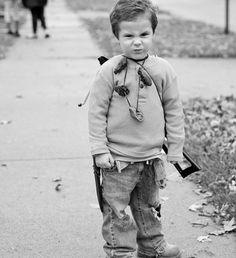 Daryl Dixon halloween <3