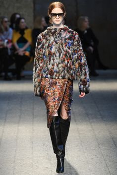 Sportmax - Milan Fashion Week - Otoño Invierno 2014/2015 - Fashion Runway