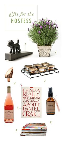 7 Hostess Gifts That People Will Love | A Cup of Jo