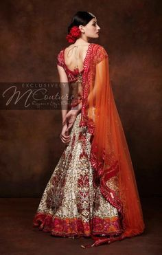 Exclusively M Couture lehenga #lehenga #choli #indian #hp #shaadi #bridal #fashion #style #desi #designer #blouse #wedding #gorgeous #beautiful