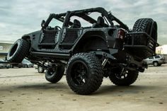 2014 Jeep Wrangler by Starwood Motors