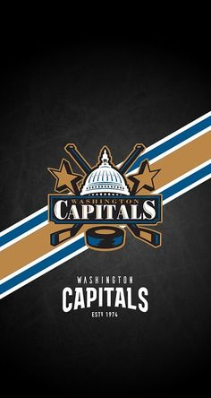Washington Capitals Hockey, Sports Wallpapers, Phone Wallpapers, Nhl Season, Nhl Logos, Vancouver Canucks, Sports Figures, European Football, New York Rangers