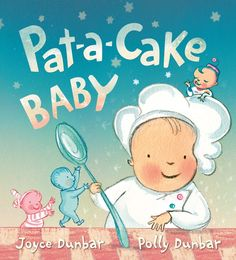 Pat-a-Cake Baby - This surreal and colorful treat is just right for sending little ones off to dreamland.
