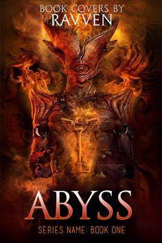 Instant cover art #PDC148 $150. #horror #paranormal #demon #bookcover #bookcoverart Email: ravven.kitsune@gmail.com