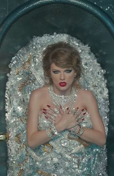 Taylor Swift Slams Her Many Personas In Explosive 'Look What You Made Me Do' Music Video