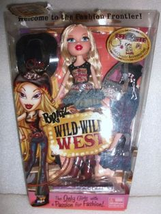 Bratz Cloe - Bratz Wild Wild West - NEW IN BOX