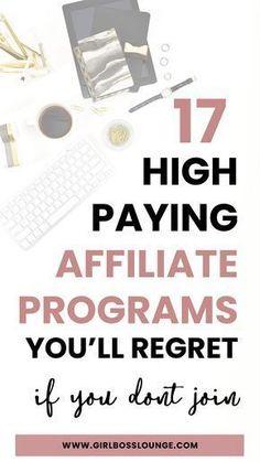 Earn Money Online, Make Money Blogging, Online Jobs, Make Money From Home, Way To Make Money, Blogging Ideas, Affiliate Marketing, Marketing Program, Online Marketing