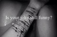 Still funny?
