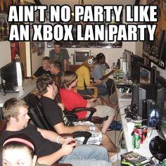 Lan Party!!! -- haha!
