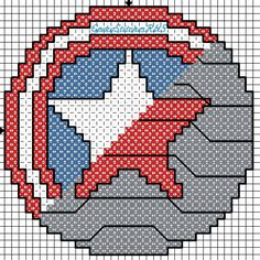 Stucky cross stitch pattern. Super easy and suitable for beginners! Stitches: 35w*35h. Types of stitches: full cross stitch and back stitch. Fabric: any fabric you like, I recommend Aida 14. Btw, looks GREAT on plastic canvas! Floss: DMC (5 colors). 2 strands of thread for cross stitch and 1 for back stitch. Size: about 6,4*6,4 cm on Aida 14.   NB: THIS IS A PDF PATTERN ONLY, no materials are included. The PDF file will be sent once payment is confirmed. Also, itll be available for download…