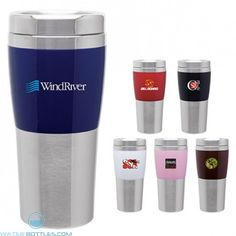 Fusion Insulated Tumblers | 16 oz #travelmugs #waterbottles