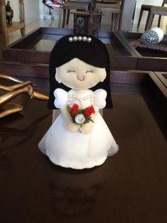 Minha primeira noivinha
