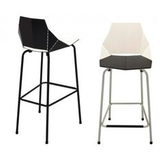 Real Good Counter Stool - New Colours (comes in a bunch of metal finishes and colours)