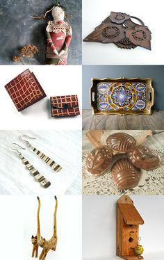 Whimsical Pleasures by Deb on Etsy--Pinned with TreasuryPin.com