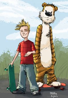 Calvin and Hobbes Collection