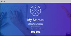 Use the interactive One Pager template (Free! Create A Company, Ways To Earn Money, Target Audience, Craft Business, Digital Nomad, Business Marketing, Student, Templates, Laptop