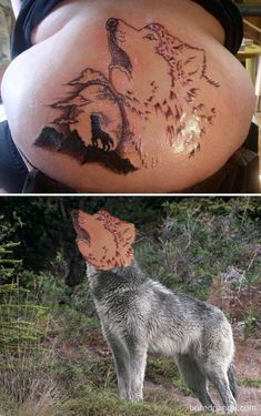 Bad tattoos are nothing short of an urban legend - there are so many posts dedicated to them, and yet you never see one in real life. For better or for worse these tattoo fails are kept hidden in… Tattoo Fails, Funny Tattoos Fails, Funny Fails, Home Tattoo, Tattoo Now, Stupid Funny, Funny Texts, Funny Jokes, Hilarious