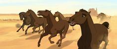 From Spirit : Stallion of the Cimarron .