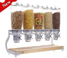 cereal dispenser D50 IDM Ltd.>>> the link doesn't work but I like the dispenser