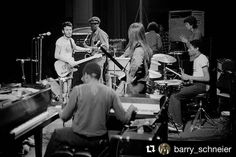 "Blogness On The Edge Of Town on Instagram: ""by @barry_schneier ・・・ Sound Check #brucespringsteen Harvard Square Theatre May 9, 1974. #springsteen"""