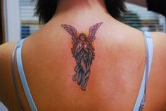 20 Best Guardian Angel Tattoos Images Angels Tattoo