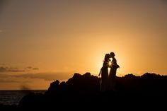 Sunset Bliss - Maui, Hawaii Wedding by Bliss - Kaua Photography