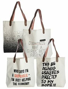 HOUSE DOCTOR Shopping bags