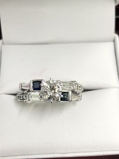 Old Rings, Diamond Are A Girls Best Friend, Diamond Rings, Sapphire, Jewellery, Stone, How To Make, Ideas, Jewels