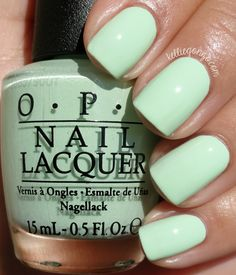 Summer nails opi summer nails sommern gel opi ongles d t opi u as . Colorful Nail Designs, Nail Art Designs, Spring Nails, Summer Nails, Summer Pedicures, Fall Nails, Trendy Nails, Cute Nails, Nails Gelish