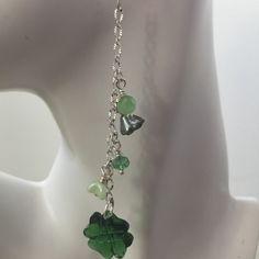 Four Leaf Clover Chain Necklace