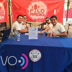 Ya estamos en vivo desde la #FeriaIberoamericanaDelLibroOrizaba a través de http://www.univo.edu.mx/web/radio/ #SomosCultura #SomosVORadio #Orizaba