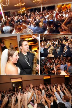 David Rothstein Music: We pack dance floors every weekend. Featured Chicago wedding orchestra and live band on ChicagoWeddingServices.com