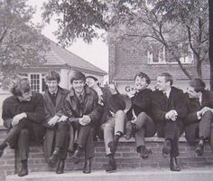 The Beatles and Gerry & The Pacemakers