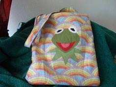 Kermit Rainbow Connection bag