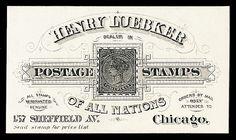 Henry Leubker Stamps