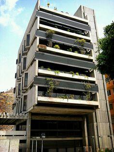 Sede Colegio de Arquitectos Santa Cruz de Tenerife