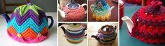 Crochet a tea cosy by rosanne