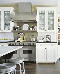 Furniture-Style Cabinetry